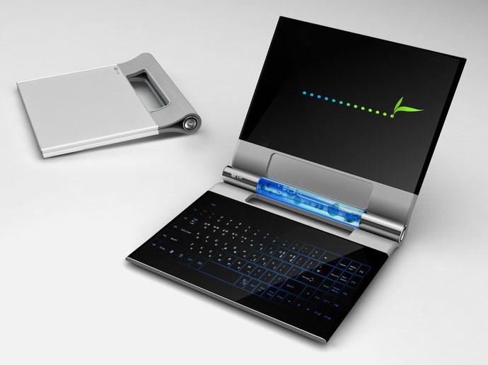 Дизайн ноутбуков