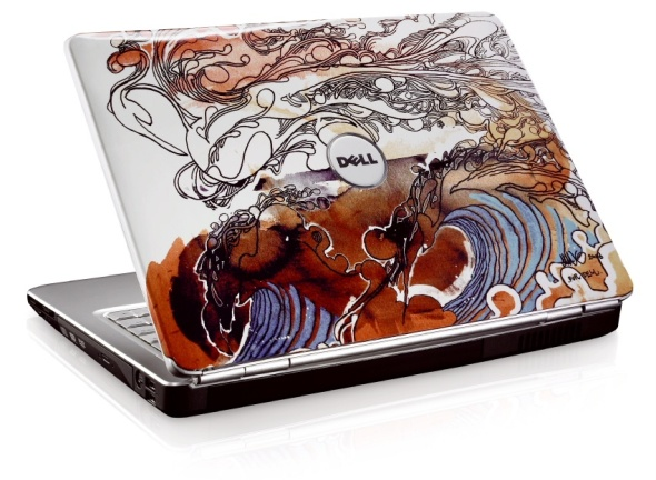 Dell Inspiron 1525 Artist Edition