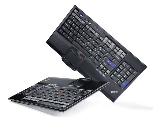 Lenovo thinkpad keyboard