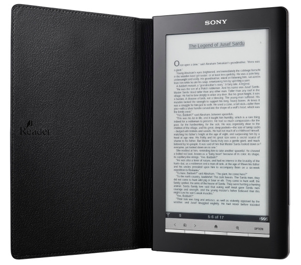 SONY Reader Daily Edition™