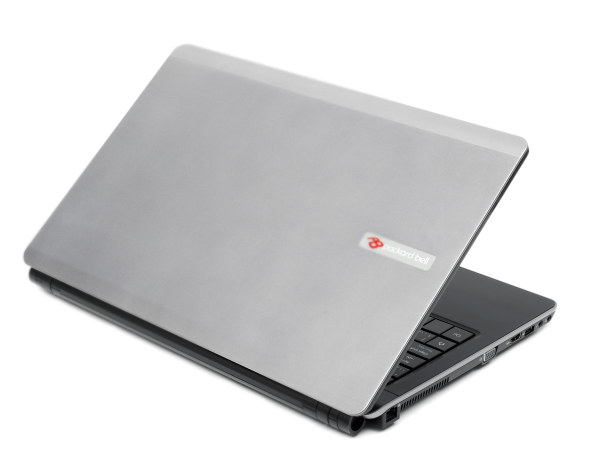 Ноутбук Packard Bell EasyNote Butterfly m