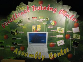 Netbook components and modules