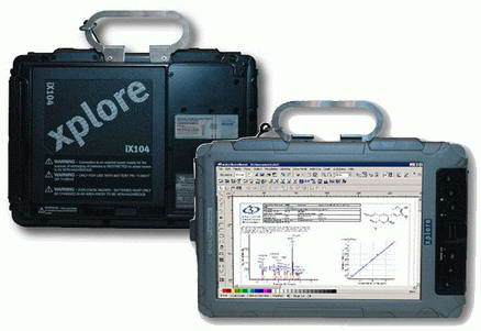 Xplore iX104C4CR Tablet PC