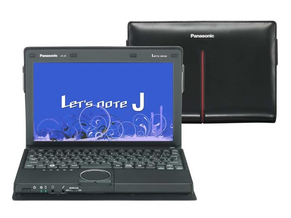 Panasonic Let's Note J9