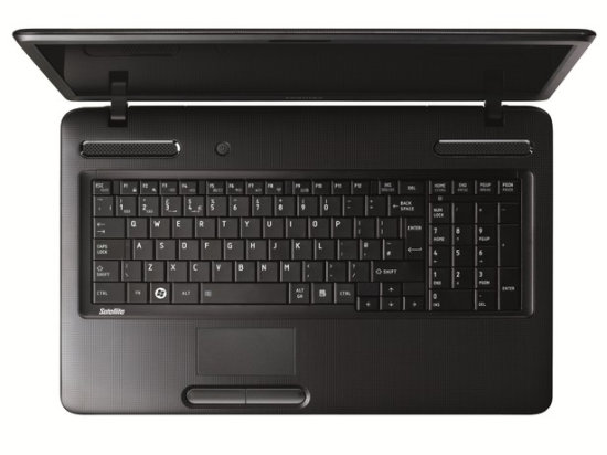 Toshiba Satellite C670
