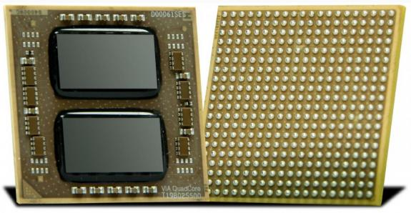 VIA Nano QuadCore L4700