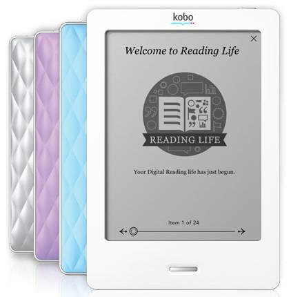 Kobo Touch Edition