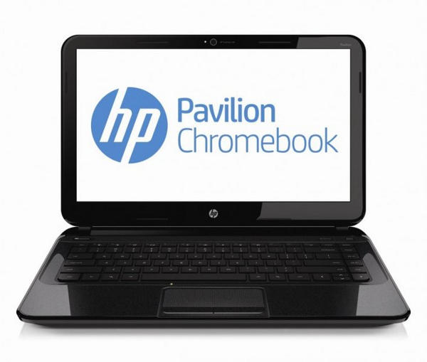 Ноутбук HP Pavilion Chromebook