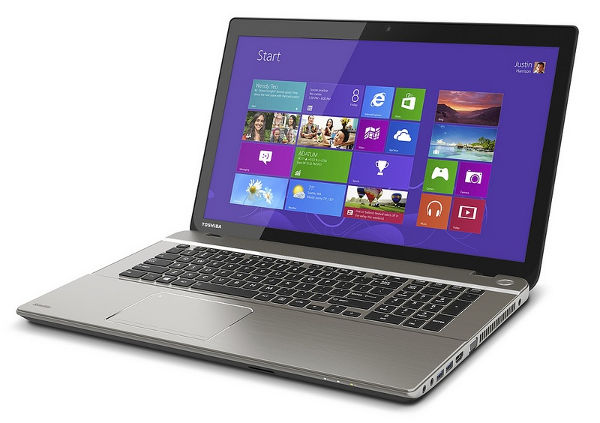 Toshiba Satellite P