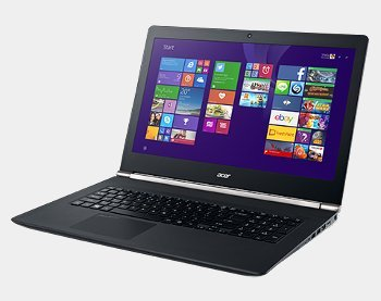 Acer Aspire V Nitro Black Edition
