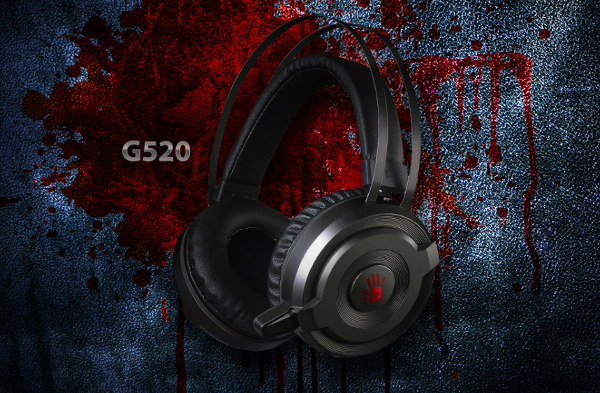 A4 Bloody G520