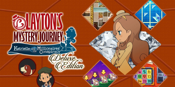 LAYTON'S MYSTERY JOURNEY TM: Katrielle and the Millionaires' Conspiracy